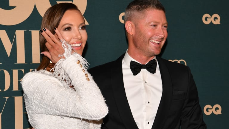 Off air: Michael Clarke can still create a headline but his only media gig this summer is in India.