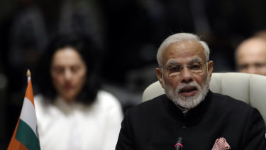Prime Minister Narendra Modi is pushing to increase transparency and attract more foreign investment to the world's fastest growing major economy.