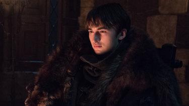 Isaac Hempstead Wright as Bran Stark.