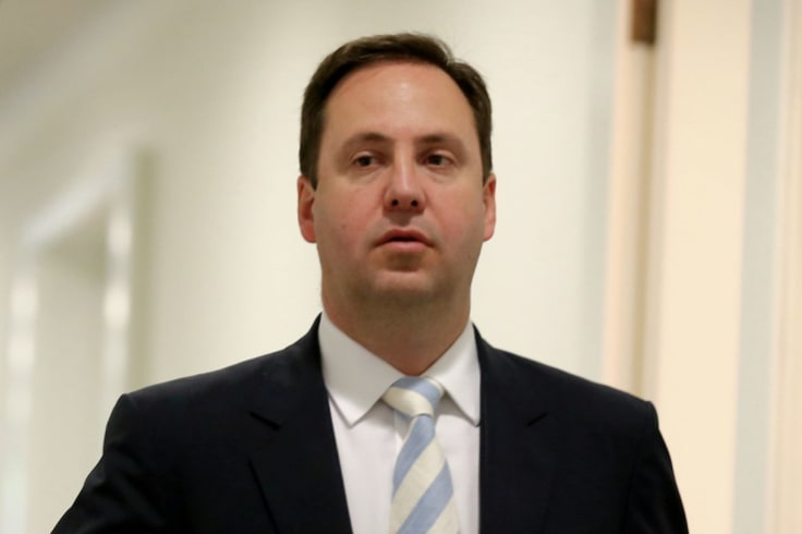 Defence Industry Minister Steve Ciobo.