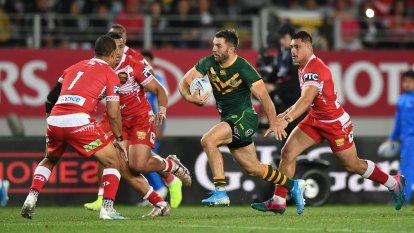 'I needed to be better': Shock loss to Tongans takes gloss off Tedesco's bumper year
