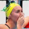 How Titmus survived swimming's most brutal test in Tokyo triumph
