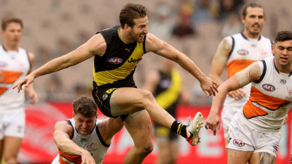 Richmond show their credentials with strong win over GWS
