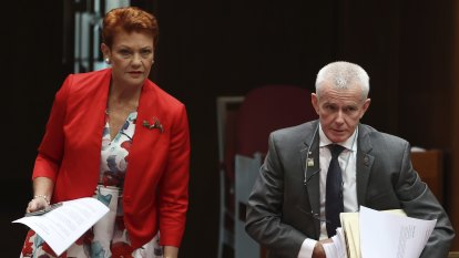 A lot of confusion but no mistake: One Nation voted down wage theft laws it backs