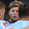 Waratahs' comeback king Fitzpatrick on blocking out the critics