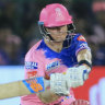 Smith piles on runs in patient display to end form, fitness worries