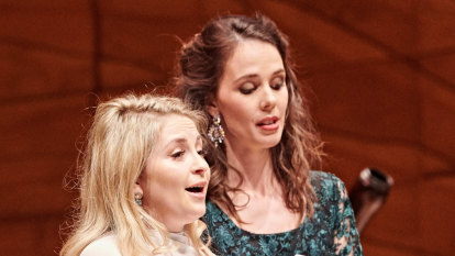 Pinchgut Opera thrills in choral turn