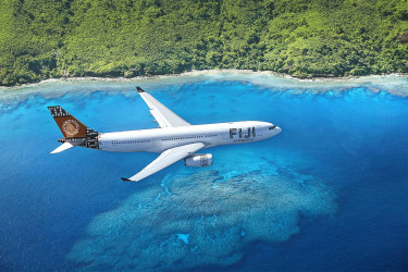 Fiji Airways has had a codeshare partnership with Qantas for 17 years.