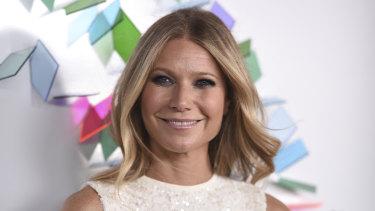 Actress Gwyneth Paltrow helms lifestyle brand Goop.