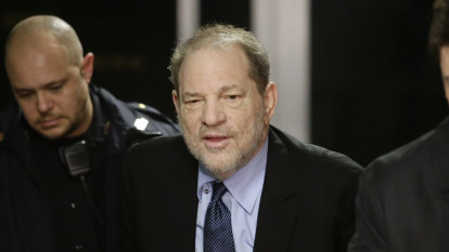 Harvey Weinstein's lawyers 'stopped him' from testifying