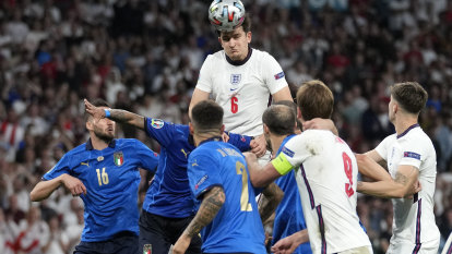 England star's father injured in Wembley stampede