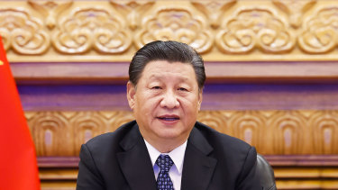 Chinese President Xi Jinping has set China on a course that has invited pushback.