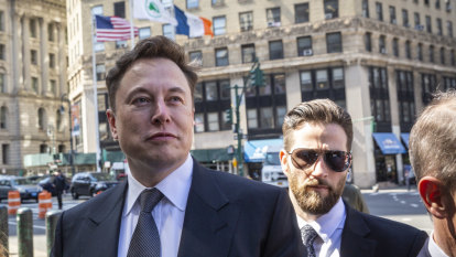 'It's probably about the right time': Musk says Tesla might be looking to raise money after $1b loss
