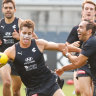 Rediscovering the joy of footy will see Eddie Betts back to his best