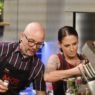 My Kitchen Rules ratings have been disappointing for Seven.