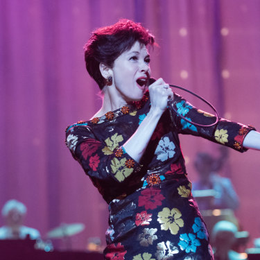 Renée Zellweger as Judy Garland in this year's biopic, Judy.