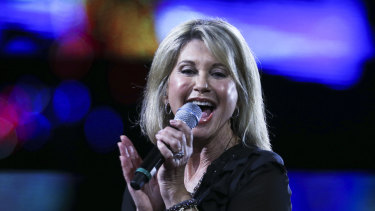 Australian film and music legend Olivia Newton-John is set to take part in the bushfire relief concert.