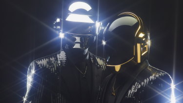 Daft Punk let everyone know playing it safe wasn't good enough.
