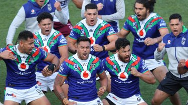 The Warriors want to play as many as 20 NRL games in New Zealand next season.