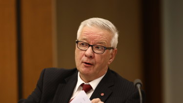 Senator Doug Cameron questioned the economic power of small businesses in Senate estimates.