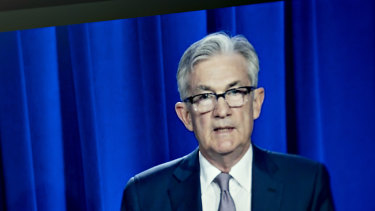 US Federal Reserve Board chairman, Jerome Powell, says millions of people won't regain their old jobs and it could take years for them to find new ones.