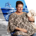 'Imagine who she could have infected': Julie's ship passenger wanted to stop at Aldi