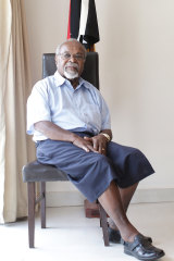 Sir Michael Somare in 2011.