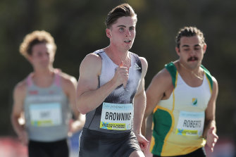 Australian athlete Rohan Browning says the right decision has been made in postponing the Games.