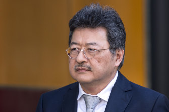 The son of TPG chairman David Teoh will remain on the board of the company despite the charges.