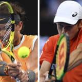 Gritty de Minaur's run comes to an end as Nadal dominates