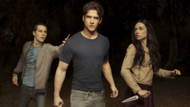 Catch Teen Wolf on Stan now.