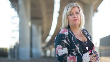 Kerry Norton lost her husband and daughter 20 years ago in a crash blamed on fatigue,