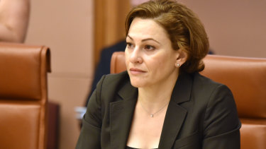 Queensland Treasurer Jackie Trad provides $6 million to cover an extension to Queensland taxi subsidy scheme until the federal government's NDIS scheme takes over funding.