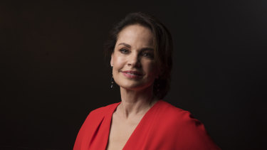 Sigrid Thornton in 2018. She is 'integral' to breathing new life into television classic <i>SeaChange</I>.