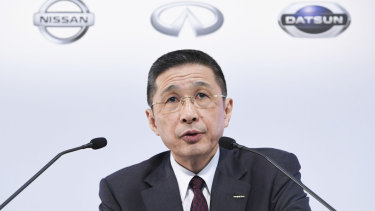 Nissan chief Hiroto Saikawa asked for more time to review the proposal, leading to Fiat walking away.