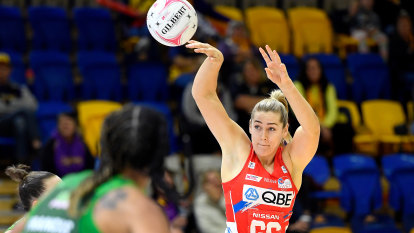 Height and power: Garbin sparks Swifts' fightback win over West Coast