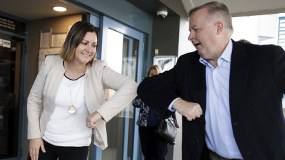 Albanese declares previous policies on the table in COVID-19 rethink