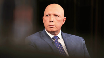 Peter Dutton tells court he was 'deeply offended' by tweet branding him a 'rape apologist'