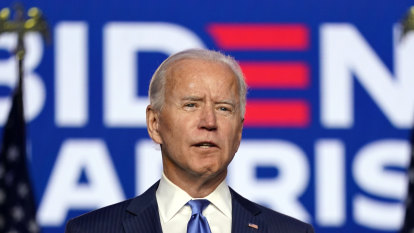How tragedy shaped Joe Biden for this moment