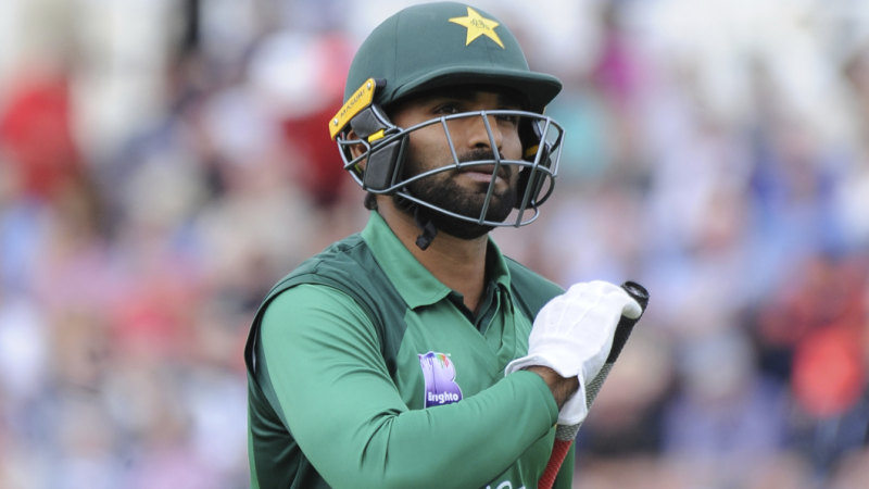 Asif Ali to leave for Pakistan due to a family tragedy
