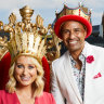 'A surreal feeling': Jane Bunn and Archie Thompson to be Moomba monarchs