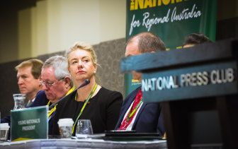 "Agriculture Minister Bridget McKenzie says food labelling should ""call things what they are""."