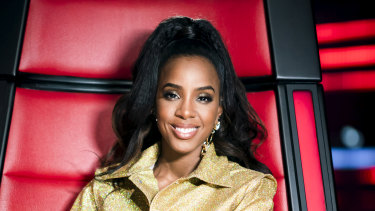Kelly Rowland is the most popular pick for contestants on The Voice.