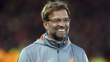 Mastermind: Jurgen Klopp claimed the Champions League last year, but the Premier League title still evades him.