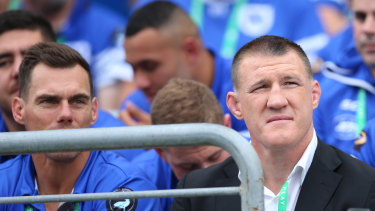 Paul Gallen has released a tell-all book now his storied career has come to and end.