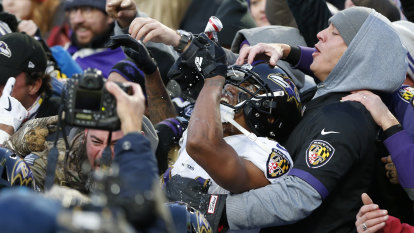 This beer just cost Ravens cornerback $20k and it wasn't even boutique