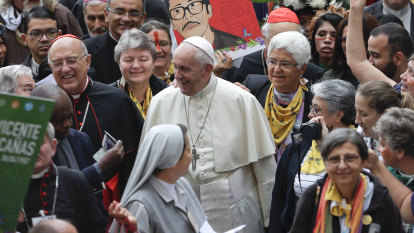 Amazon bishops urge the Pope to ordain married men