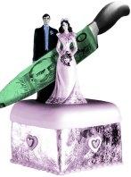 Lima tahun berlalu dan masih menghitung biaya perceraian masyarakat Sydney.