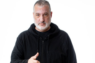 """Spencer Tunick: """"I'm lucky to be able to survive off my work and not work for someone else."""""""