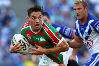 Hot property: Souths star Cameron Murray.